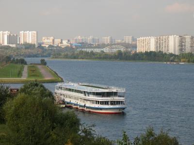 """Теплоход """"Федор Ушаков"""""""