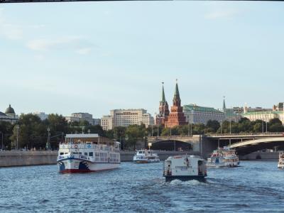 Безлимитный билет на центральный прогулочный маршрут Москвы. Действует с апреля по октябрь 2018