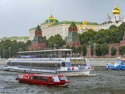 """Теплоход """"River Palace"""" (Ривер Палас)"""